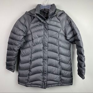 The North Face 600 Down Puffer Hooded Jacket Large